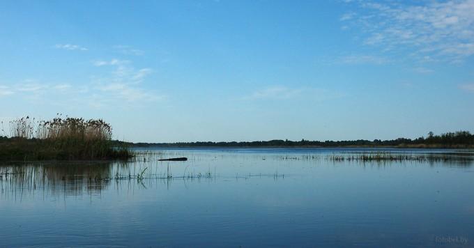 Озеро Оболь