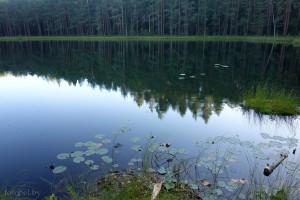 озеро Окунек