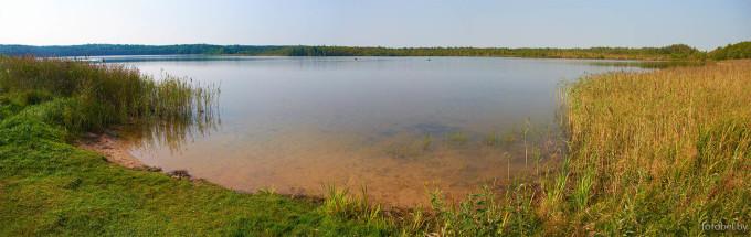 Озеро Окунево