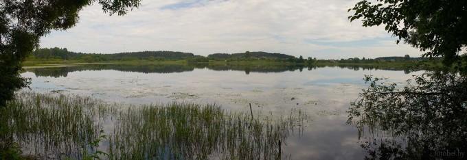 Озеро Ореховно
