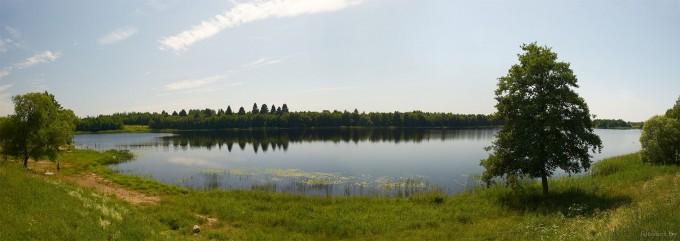 Озеро Ропно