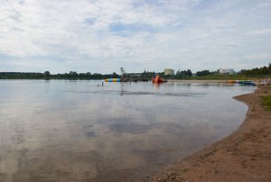 Озеро Сосна