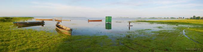 Озеро Споровское
