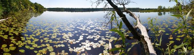 Озеро Сумовка