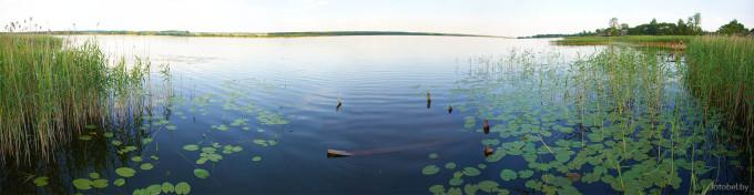 Озеро Свирь