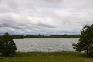 Озеро Святце