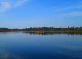 Озеро Уклейно