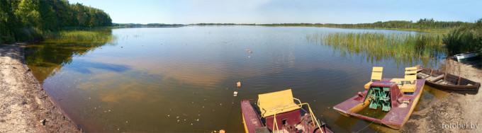 Озеро Важа