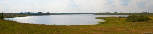 Озеро Вогзино