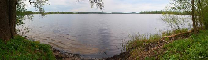 Озеро Воронь