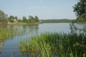 Озеро Вымно