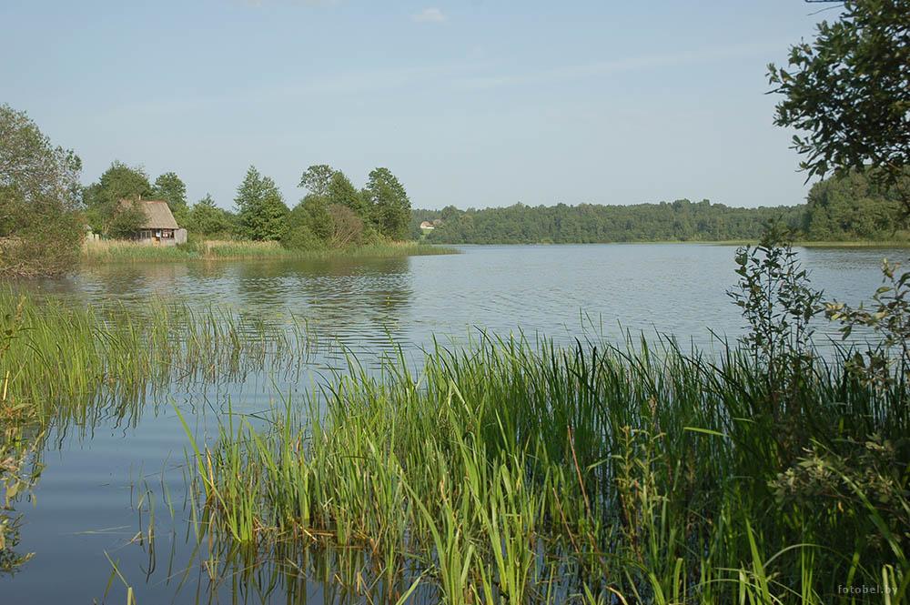 озеро волос рыбалка