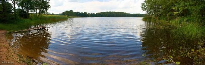 Озеро Высокое