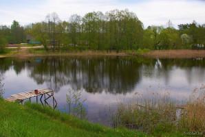 Озеро Замошье