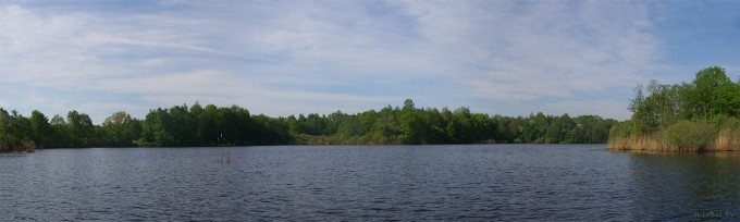 Озеро Зароново