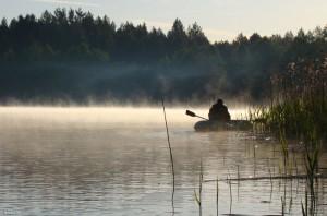 Озеро Заровье