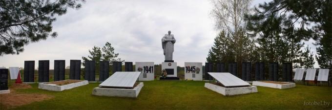 мемориал в Бабиновичах