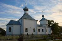 Новый Двор церковь