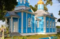 Парохонск церковь