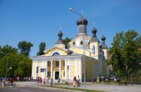 Пинск церковь