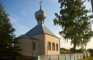 Стошаны церковь