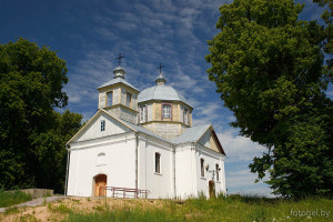 Церковь в Коллективной