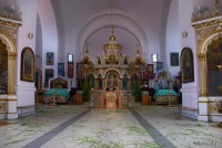 Поставы церковь