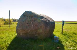 валун Чертов камень