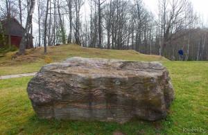 Хоруженцы камень