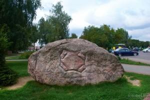камень в Лиде
