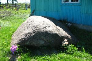 Камень в Кудиновичах