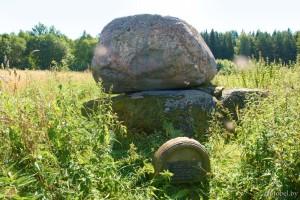 Кутишкинский большой камень