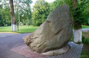 Камни в Свислочи