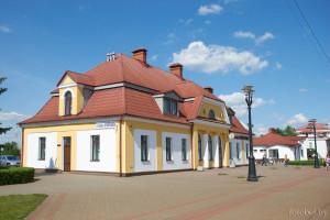 станция Линово