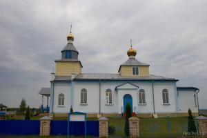 Мурава церковь
