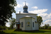 Оранчицы церковь