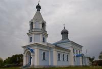 Рудники церковь
