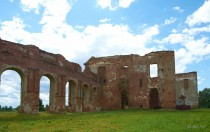 Ружаны дворец Сапег