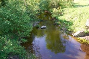 река Истянка
