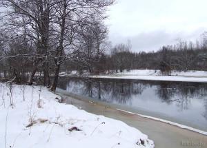 Река Усвяча