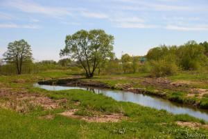 Река Усяжа