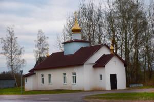 Никитиха церковь