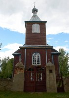 Острово церковь
