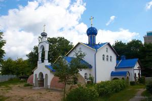 церковь Сирафима Жировицкого