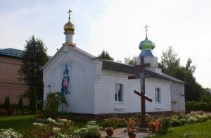 Слоним военная церковь