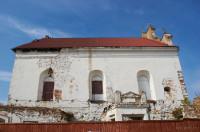 главная синагога Слонима