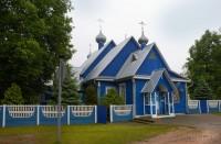 церковь в деревне Кирово