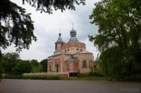 церковь в Весее