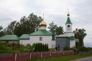 церковь в Драчково