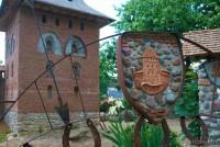 макет Кревского замка